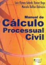 Manual de Cálculo Processual Civil