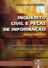 Inquérito Civil e Peças de Informação