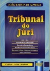Tribunal do Júri - revista e ampliada