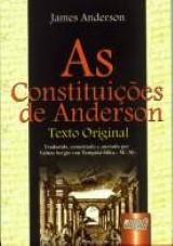 Constituições de Anderson, As - Texto Original