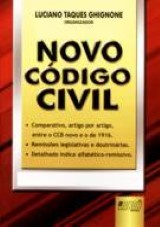 Novo Código Civil - Comparado