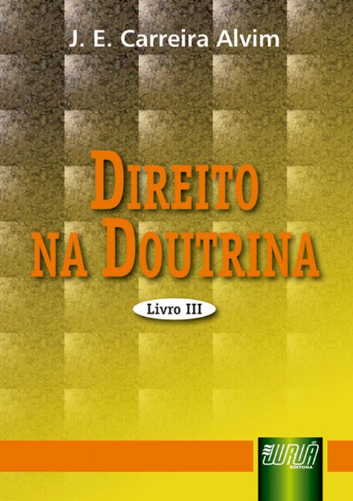Direito na Doutrina - Livro III