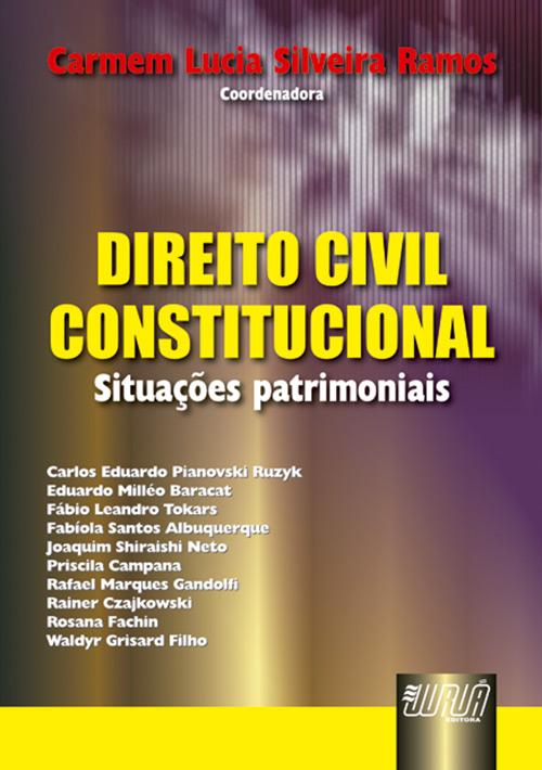 Direito Civil Constitucional - Situações Patrimoniais