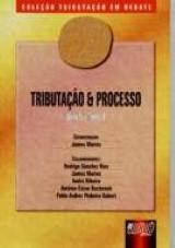 Tributação e Processo - Livro 5 - Tomo II