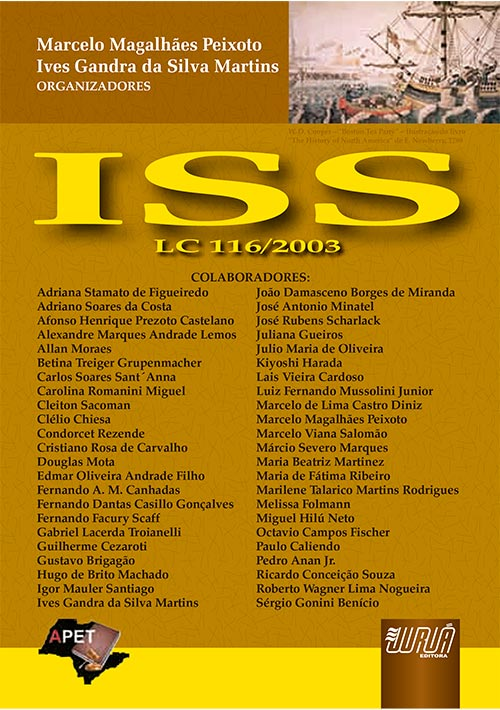 ISS - Lei Complementar 116/2003