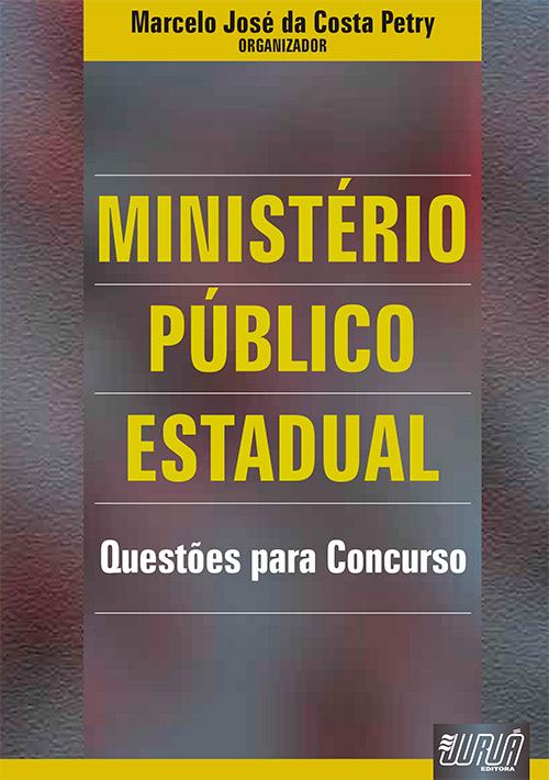 Ministério Público Estadual - Questões para Concurso