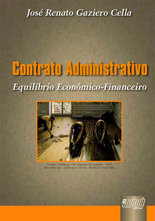 Contrato Administrativo Equilíbrio Econômico Financeiro
