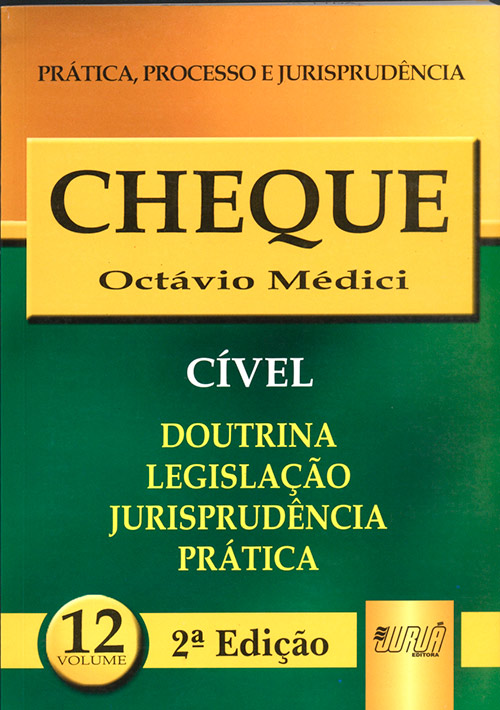 Cheque - PPJ Cível vol. 12