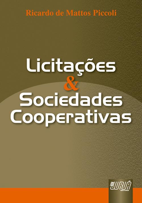 Licitações e Sociedades Cooperativas