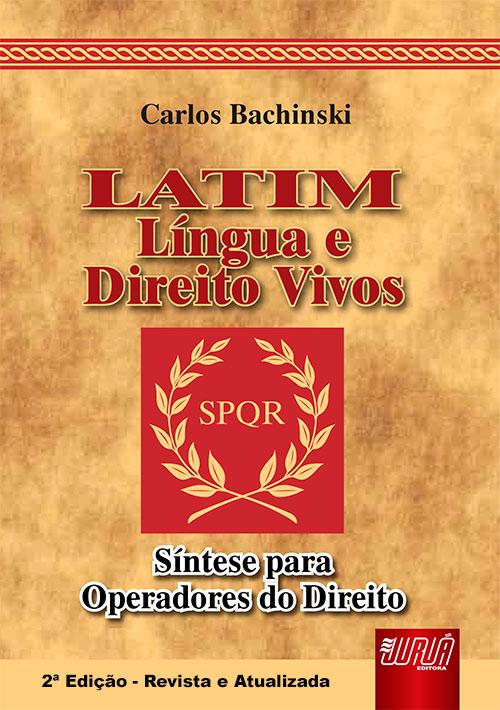 Latim - Língua e Direito Vivos