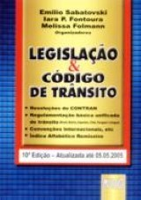 Legislação & Código de Trânsito