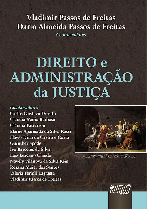Direito e Administração da Justiça