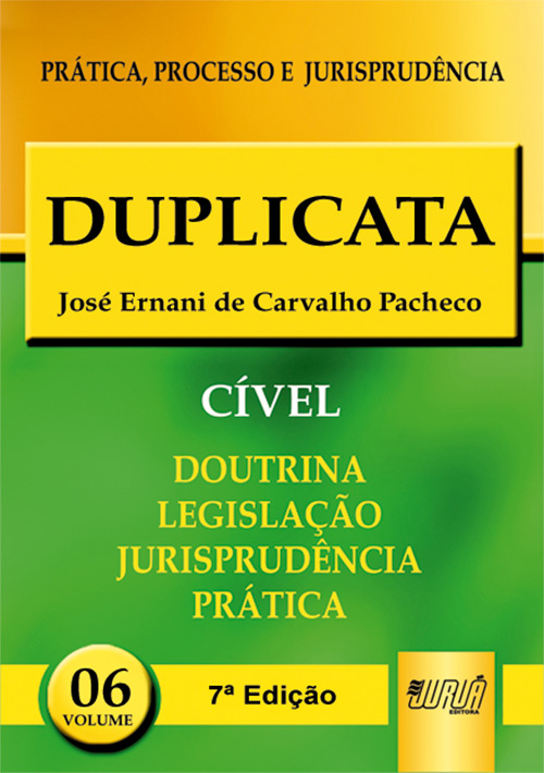 Duplicata - PPJ Cível vol. 6