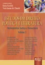 Estudos em Direito, Política e Literatura