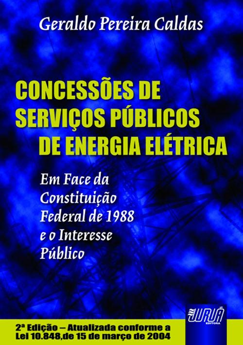 Concessões de Serviços Públicos de Energia Elétrica