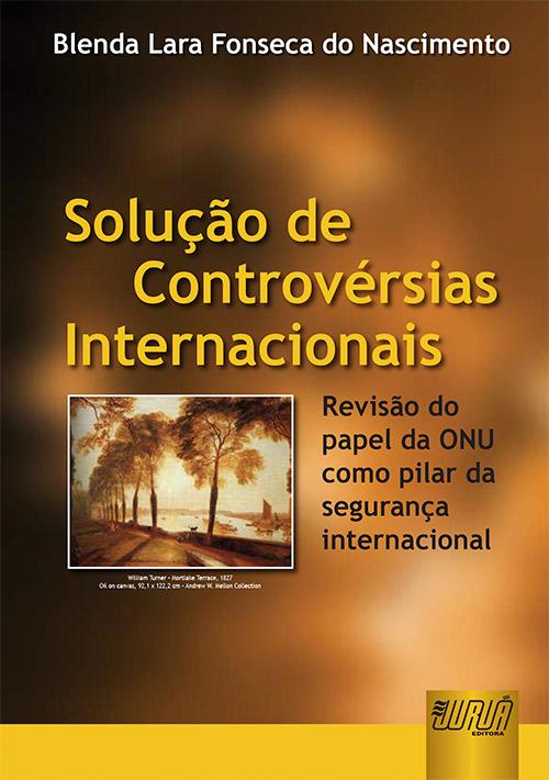 Solução de Controvérsias Internacionais