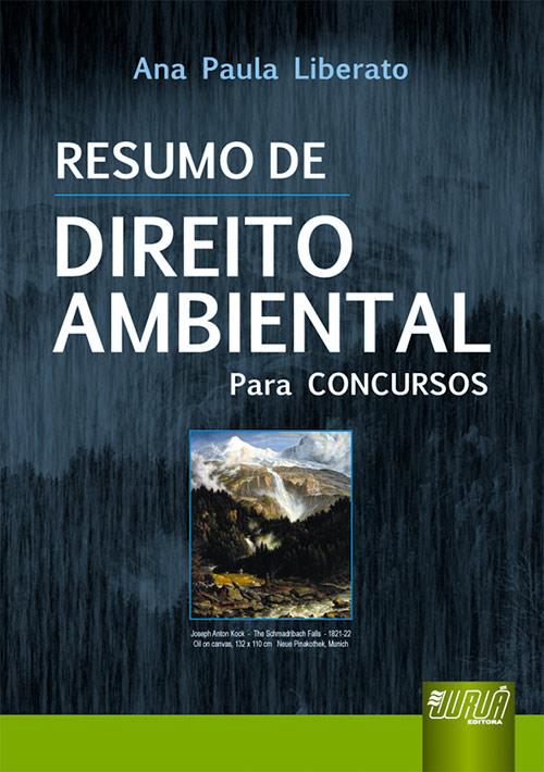 Resumo de Direito Ambiental