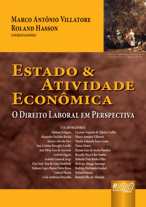Estado & Atividade Econômica