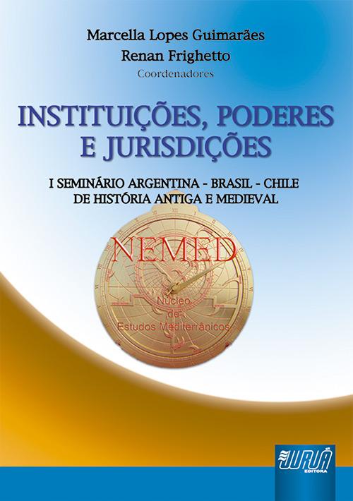 Instituições, Poderes e Jurisdições