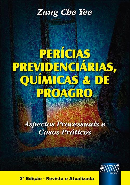Perícias Previdenciárias, Químicas & de Proagro