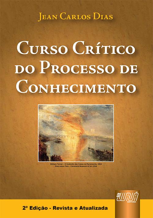 Curso Crítico do Processo de Conhecimento