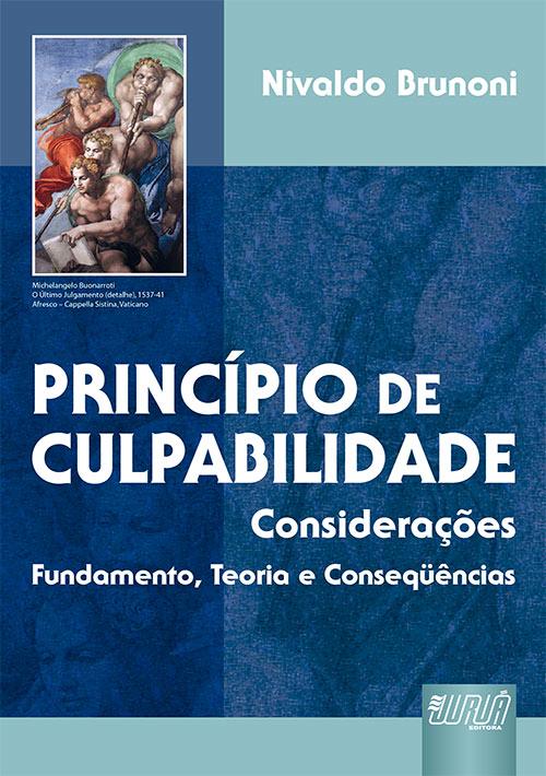 Princípio da Culpabilidade - Considerações