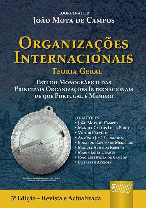 Organizações Internacionais - Teoria Geral
