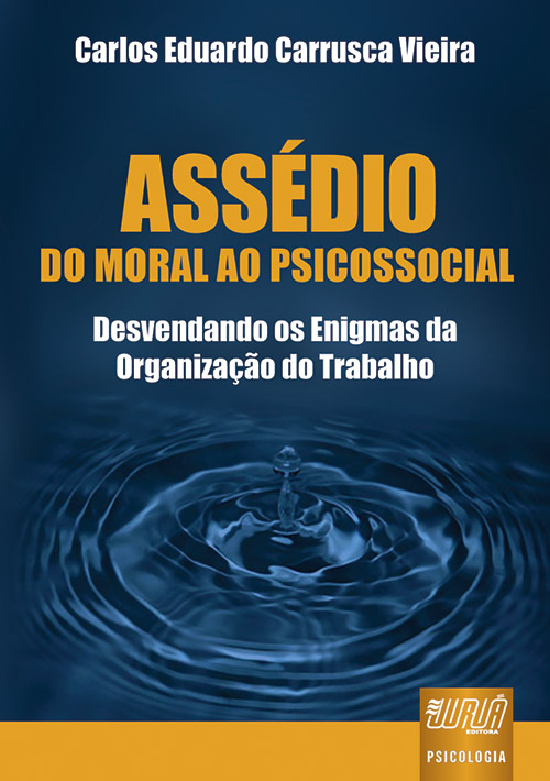 Assédio - Do Moral ao Psicossocial