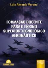 Formação Docente Para o Ensino Superior Tecnológico Aeronáutico