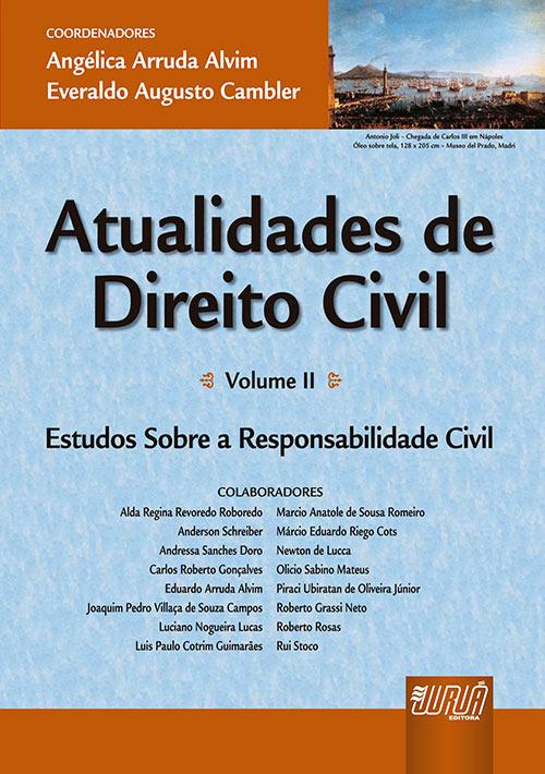 Atualidades de Direito Civil
