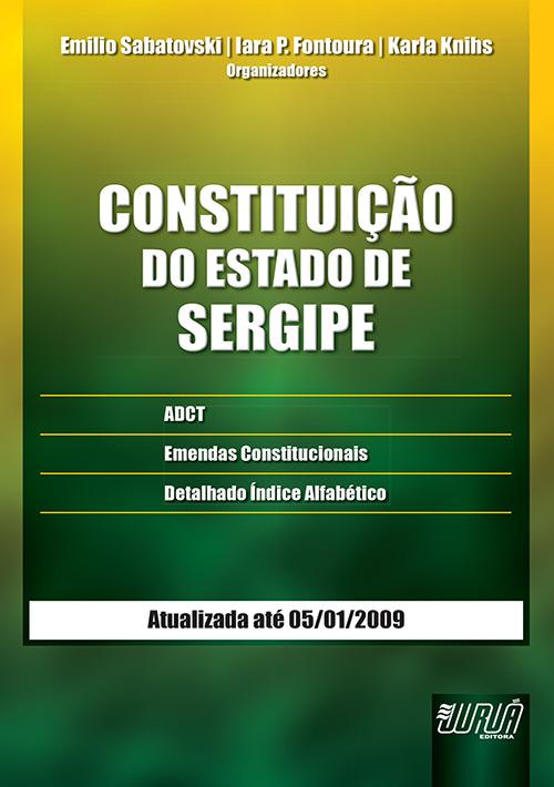 Constituição do Estado do Sergipe