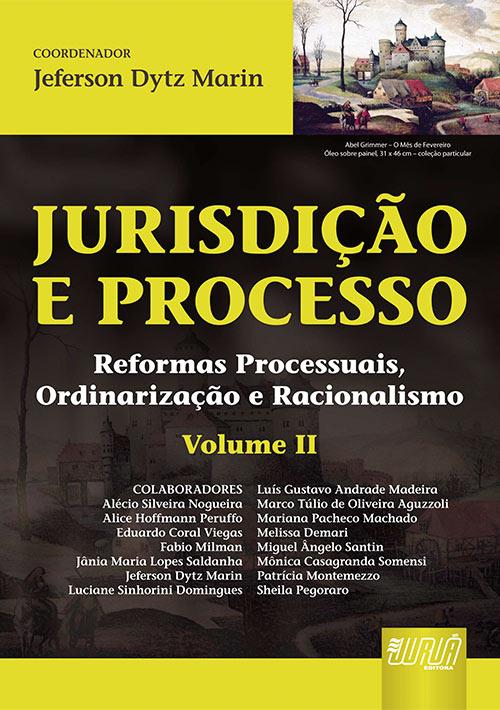 Jurisdição e Processo II