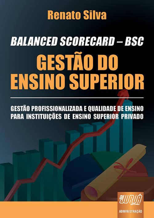 BALANCED SCORECARD - BSC - Gestão do Ensino Superior