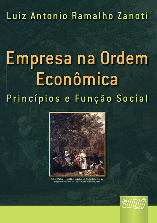 Empresa na Ordem Econômica