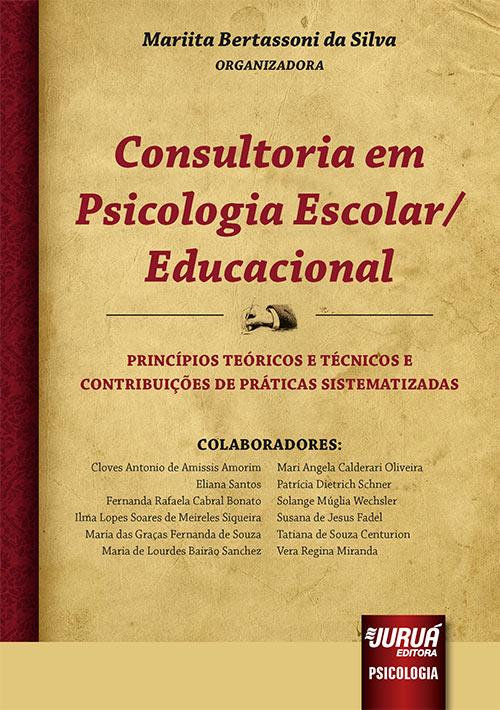 Consultoria em Psicologia Escolar/Educacional