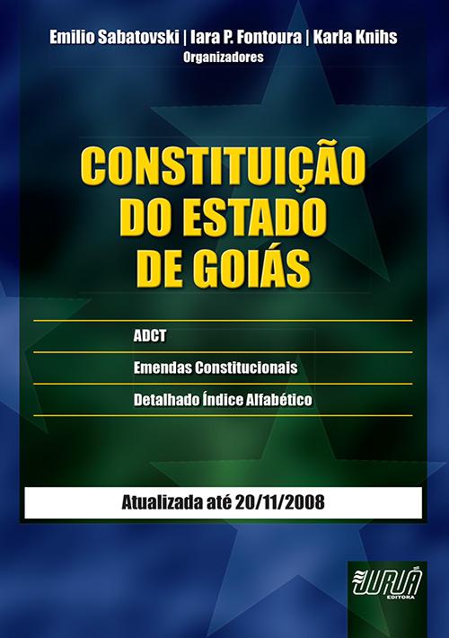 Constituição do Estado de Goiás