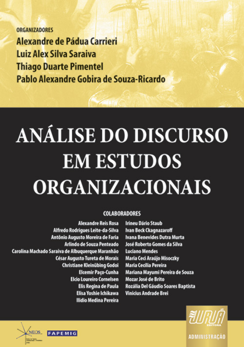 Análise do Discurso em Estudos Organizacionais