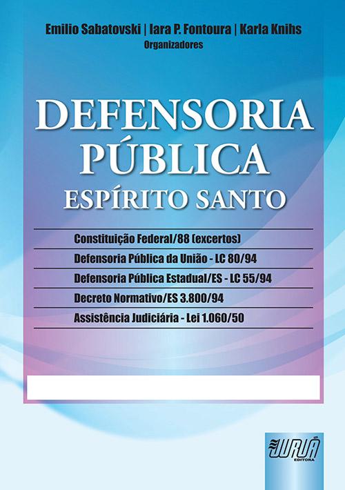 Defensoria Pública - Espírito Santo