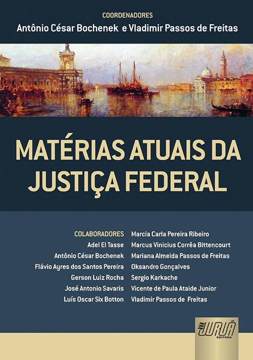 Matérias Atuais da Justiça Federal