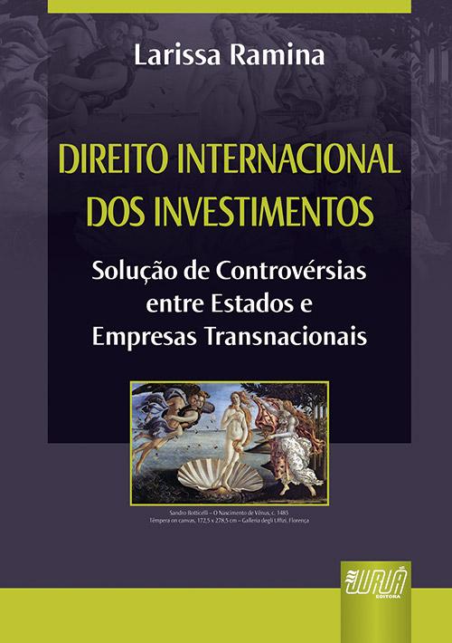 Direito Internacional dos Investimentos