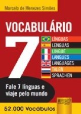 Vocabulário 7 Línguas/Lenguas
