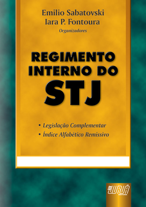 Regimento Interno do STJ