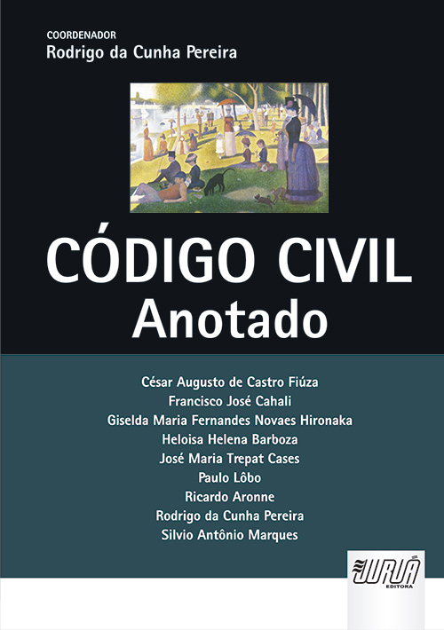 Código Civil Anotado