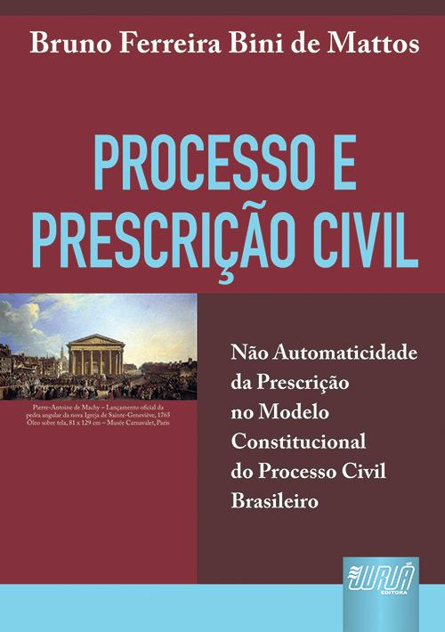 Processo e Prescrição Civil