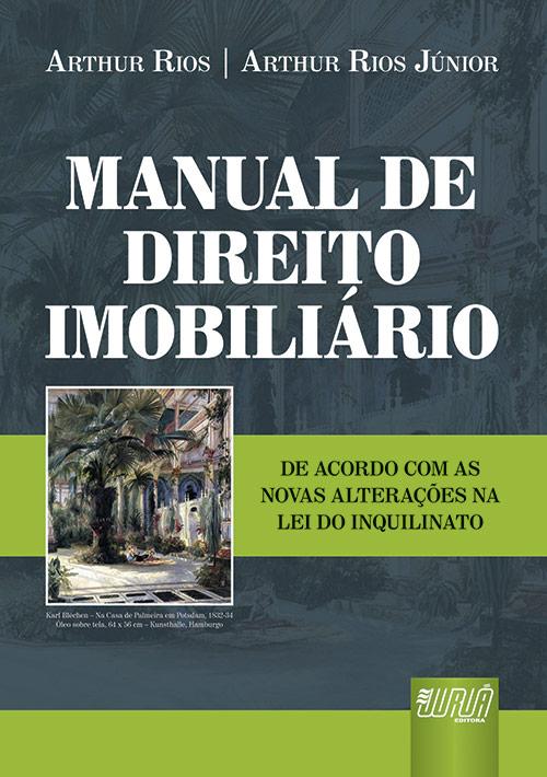 Manual de Direito Imobiliário
