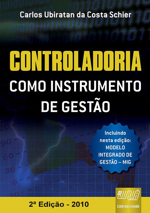 Controladoria Como Instrumento de Gestão