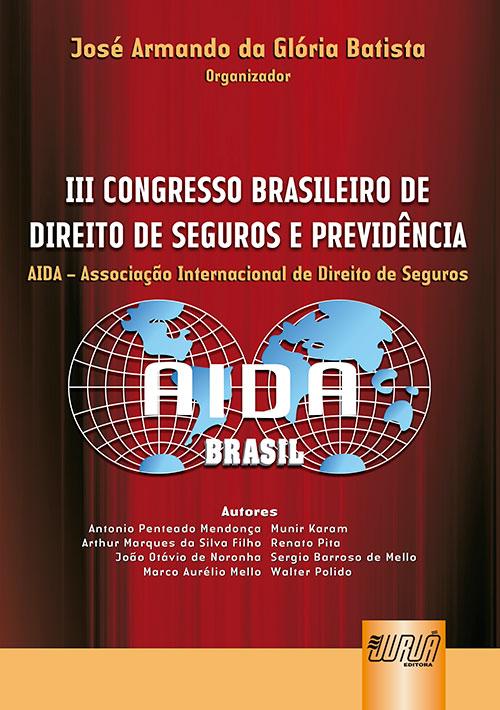 III Congresso Brasileiro de Direito de Seguros e Previdência