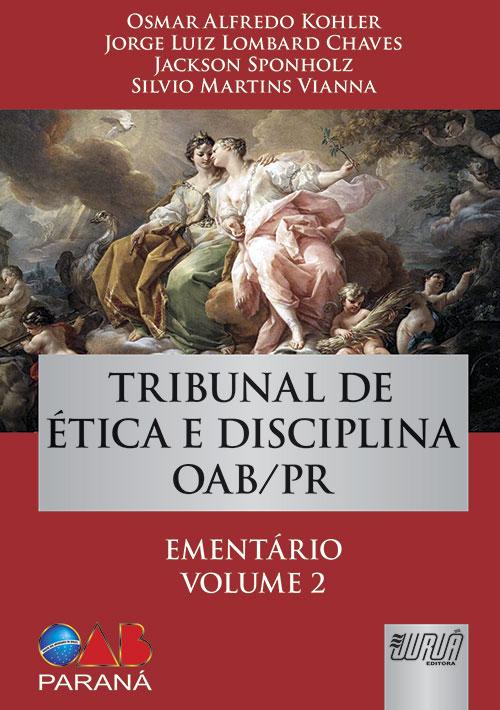 Tribunal de Ética e Disciplina OAB/PR