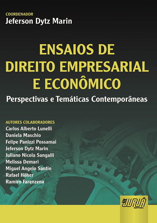 Ensaios de Direito Empresarial e Econômico