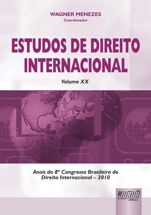 Estudos De Direito Internacional - Volume XX